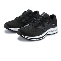 Mizuno Mens Wave Inspire 17 Running Shoes Trainers Sneakers Black Sports