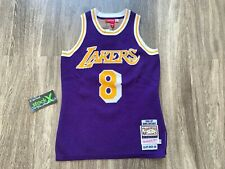 Authentic Kobe Bryant Mitchell & Ness x CLOT Los Angeles Lakers Jersey