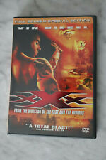 Vin Diesel Triple X xXx Special Edition Dvd Full Screen