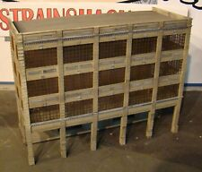 HO Scale Walthers Structure Heritage Furniture Background Building Built 2020