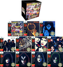 "KISS "" Unmasked "" Japan Mini LP 11 SHM-CD BOX"
