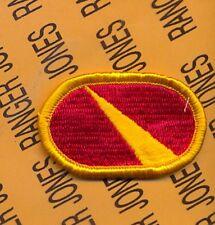 1st Bn 3rd ADA Artillery 101st Airborne Air Assault para oval patch #4 m/e f/e