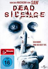 DEAD SILENCE - von den Machern von SAW - DVD - NEU-OVP
