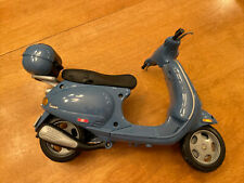 2002 Barbie My Scene Blue Vespa Moped Scooter Vehicle transportation