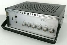 SEMPRINI ST-280 - AMPLIFICATORE VALVOLARE - 1965 - RARE - HI FI VINTAGE