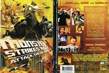 Monster X Strikes Back Nw DVD From Tokyo Shock Asian Cinema Horror Sci Fi Kitano