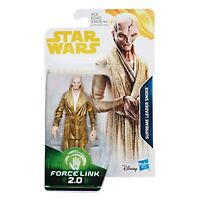 Star Wars Force Link 2.0 Supreme Leader Snoke 3 3/4 Inch Action Figure