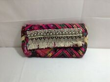 Vipul Shab Bag Patchwork Hand Clutch