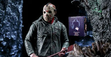 """NECA FRIDAY THE 13th PART 3 JASON VOORHEES 3D TERROR 7"""" Action Figure"""