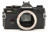 Olympus OM-2 Spot Program OM2S OM 2S Spiegelreflexkamera Body Gehäuse
