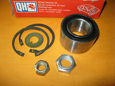 VW Golf 1.1, 1.3, 1.6, 1.8 (84-87) VW Golf Van (84-92) Front Wheel Bearing Kit-QWB512