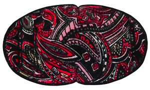 Paisley - Medical Eye Patch for Glasses LRG Soft Washable Sold to NHS