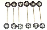 JATO 12 wheels for vehicles 1/32  scale made in PORTUGAL