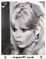 Brigitte Bardot Original Vintage 1964 Baryté Cartoline