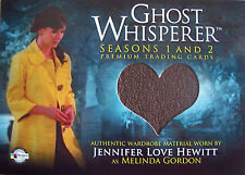 Ghost Whisperer 1 & 2 Costume Card GC-13 Jennifer Love Hewitt