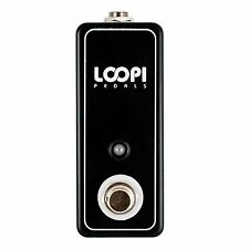 Amp Channel Switch w/ LED Footswitch - Loopi Pedals