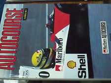Autocourse 1990/91 Senna Prost Ferrari GP 1990 etc....