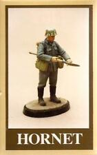 Hornet - German Combat Engineer Cleaning Spade White Medal Figure #GH15