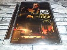 EDDY MITCHELL  JAMBALAYA TOUR / 3 DUOS AVEC JOHNNY HALLYDAY  DVD RARE
