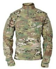 US OCP ARMY MILITARY Multicam ISAF PROPPER Tactical Uniform Combat Shirt Hemd MR