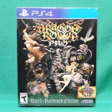 Dragon's Crown Pro - Battle Hardened Edition with Metal Case (PlayStation 4 PS4)