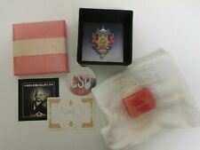 RARE COIL CSO Top Up Kit Soap, Scrying Mirror SIGNED Peter Christopherson SLEAZY