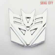 DECEPTICON CHROME BUCKLE - Gürtelschnalle - Transformers Megatron Decepticons