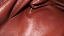 Lederhaut Antikleder cognacbraun Polsterleder Rindleder echtes Leder ab 1 qm