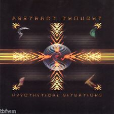 Abstract thought hypothetical situations RARE Drexciya CD OVP TECHNO ELECTRO