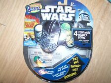 4 Star Wars Mighty Beanz Greedo Anakin Skywalker Max Rebo Kit Fisto Set New