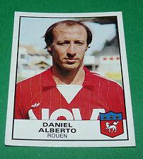N°261 DANIEL ALBERTO FC ROUEN FCR PANINI FOOTBALL 84 1983-1984