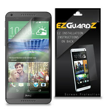 3X EZguardz LCD Screen Protector Skin HD 3X For HTC Desire 820 (Ultra Clear)