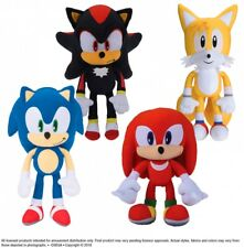 Sonic the Hedgehog Plush Doll Stuffed Animal Plushie Soft Toy Gift - 8 In
