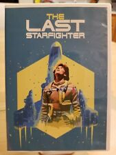The Last Starfighter (DVD, 2016, Pop Art Cover) Mint Disc - Ships Free