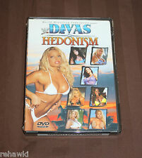 WWF DIVAS in HEDONISM (DVD, 2001) *BRAND NEW* SUPER RARE WWE LITA TRISH