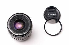 Canon Zoom Lens EF 35-80mm f/4-5.6 Lens for Canon EF Filter & Caps READ (#1879)
