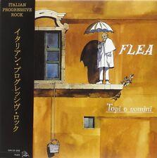 FLEA - TOPI O UOMINI  CD NEW+