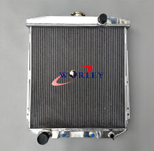 3 CORE FOR 1954-1956 FORD FAIRLANE CAR SEDAN WAGON MAINLINE ALUMINUM RADIATOR