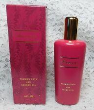 Mary Kay Angelfire Foaming Bath & Shower Gel 8 fl oz New in Box Vintage