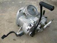 K750 Dnepr Ural Getriebe mit RW Gang Gearbox reverse gear boite vitesses BMW R71