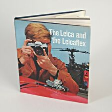 +The Leica and the Leicaflex Camera Hardcoveer Book by Scheerer Makovec