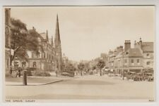 Yorkshire (West) postcard - The Grove, Ilkley