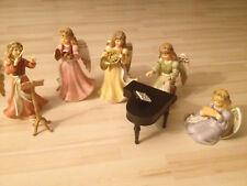 Goebel Engel Musikgruppe mit 5 Figuren