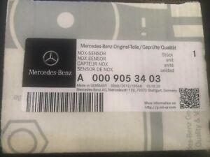 Genuine Mercedes-Benz A0009053403 Continental 5WK96681D NOX sensor