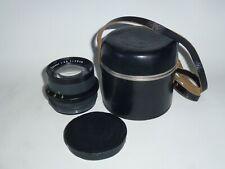 Carl Zeiss Jena Tessar 4.5/250mm Lens for Large Format DDR in case