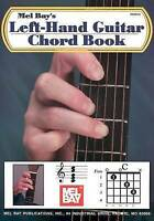 Left-Hand Guitar Chord Book by William Bay (Paperback, 2002)