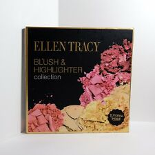 Ellen Tracy Blush & Highlighter Collection Palette - 8 Shades
