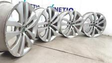 Set Of Genuine 17 Inch SKODA FABIA POLO IBIZA Alloy Wheels Rims 5x100 5J0601025N