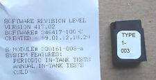 Veeder Root 330161-003 CSLD PLLD SEM, TLS-300 tank monitor, 6 month warranty