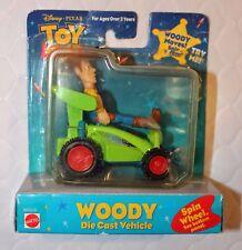 Toy Story 2 Mattel Die Cast Woody & RC Vehicle!